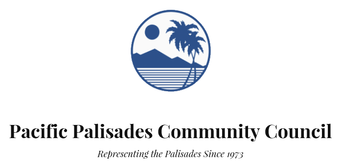 Pacific Palisades Community Council